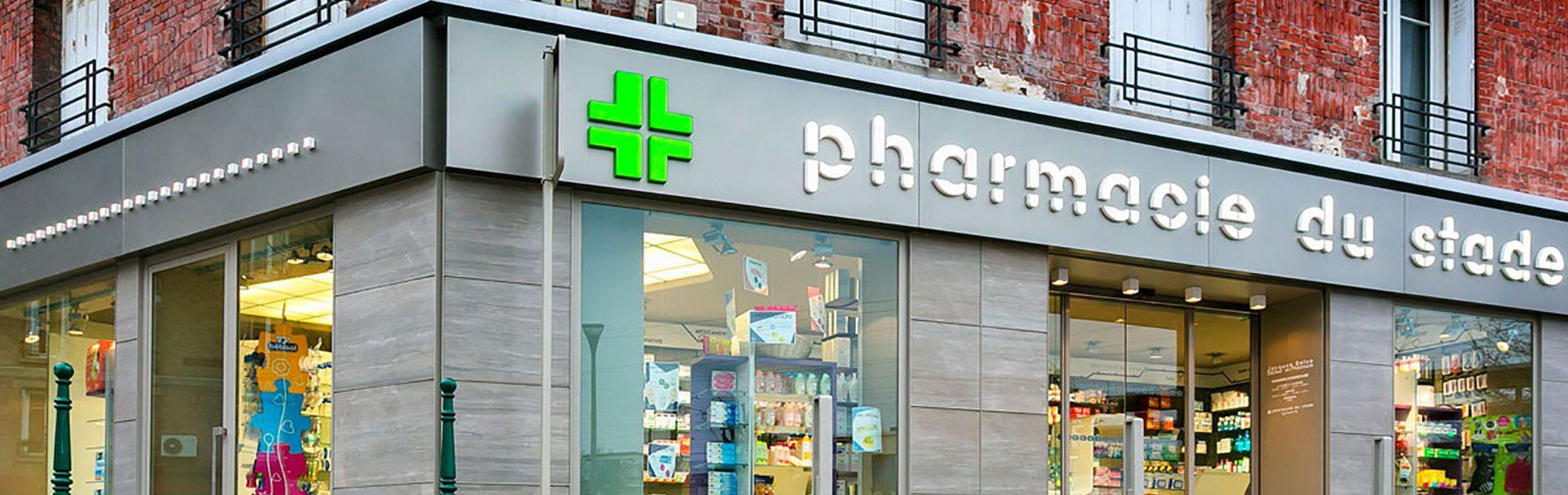 Pharmacie DU STADE - Image Homepage 1